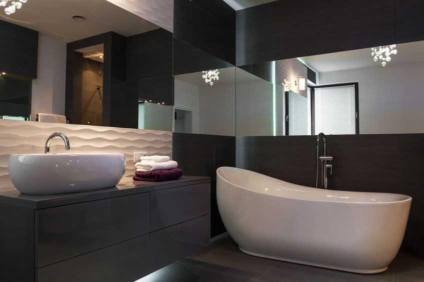 חיפוי קירות אמבטיה בשיש